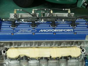 Zakspeed 2.1 turbo Cosworth BDA