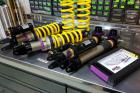 Suspension coilover KW Competition v4 HLS Lexus LFA