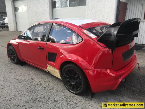 07 Mod Ford Focus MK2 SuperCar