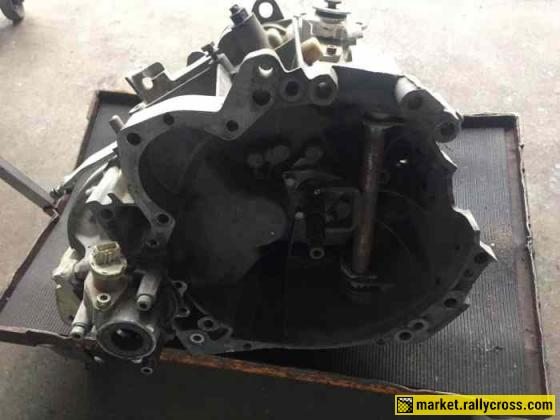 Gearbox BE3/5 Synchro