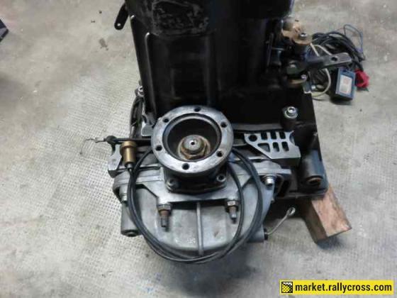 Puppo evo 2 6-speed sequential gearbox