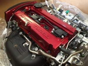 Mitsubishi EVO IX Engine