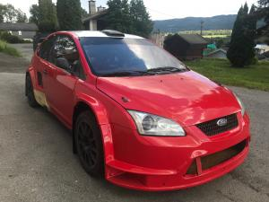 07 Mod Ford Focus MK2 SuperCar