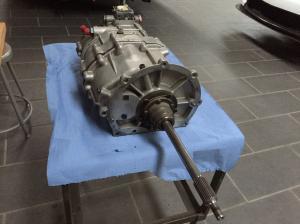 Hewland STA 202  Gearbox