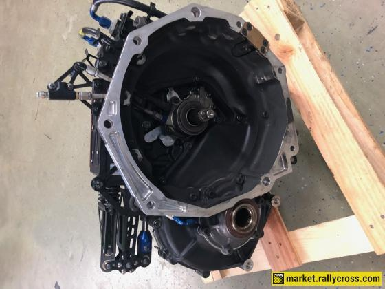 Complete SADEV ST82 transmission TCR Audi / VW / CUPRA