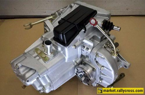Lancia Abarth R50 Gearbox