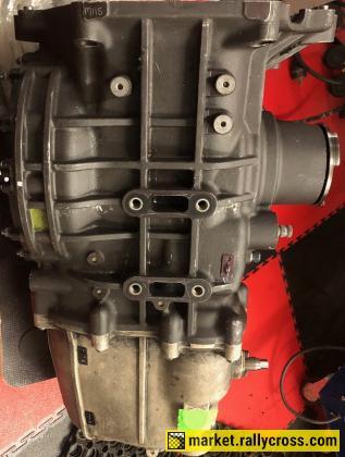 McLaren mp4-12c GT3 Gearbox
