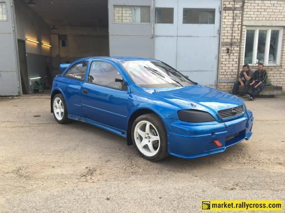 Opel astra kitcar body kit