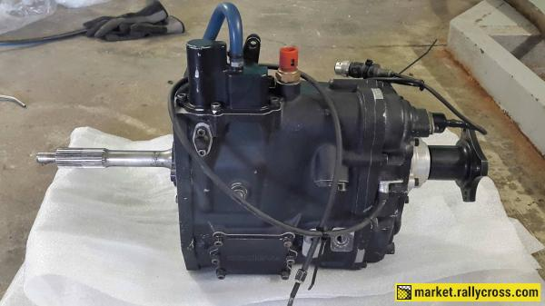 Sadev SCL 82-17 RWD Sequential gearbox