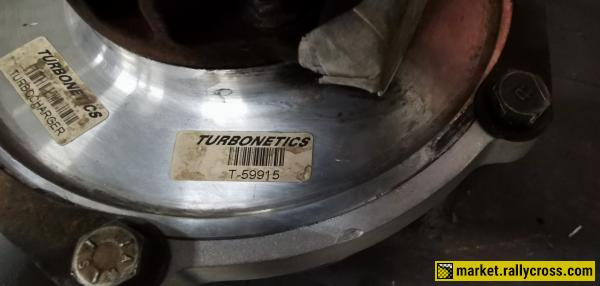 Turbonetics supercar turbo
