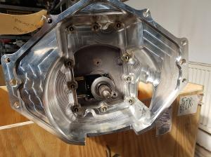 Albins AGB 10 TRANSAXLE Gearbox 6SPD Sequential
