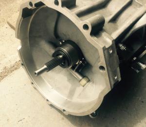 HEWLAND Mk 9 Gearbox