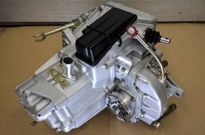 Lancia Abarth R50 Gearbox