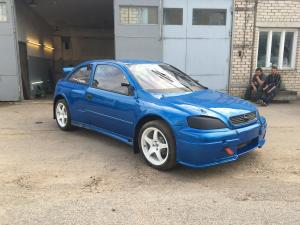 Opel astra kitcar body kit
