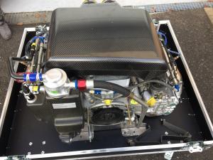 Porsche 997 rsr 2008 Motor 3,8