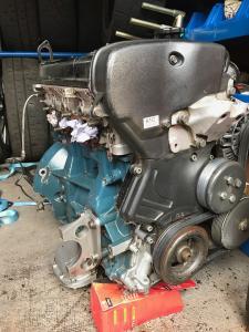 Puma S1600 engine