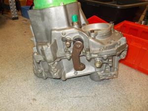 Samsonas Clio JC5 gearbox