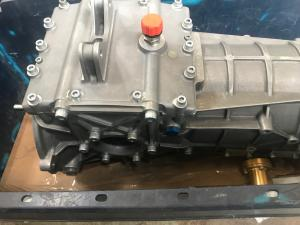 ZF 5DS25-2 gearbox