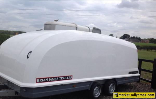 Brian James Race Shuttle 3