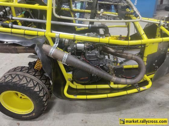 Crosskart 650 cc IC R4 2014