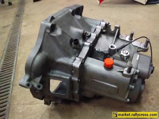 Honda Civic EP3 Quaife  5-Speed Sequential Gearbox