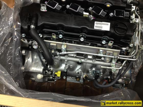 Mitsubishi Lancer Evo 10 X Engine