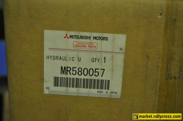 NEW Lancer Evo 7 8 9 RS hydraulic diff pump ACD MR580057 (without AYC)