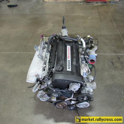 Nissan RB26 RB25 R32 Engine Skyline 240SX