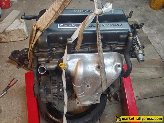 Nissan SR20VE engine