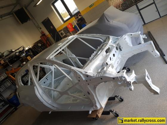 Renault Clio R3C chassis