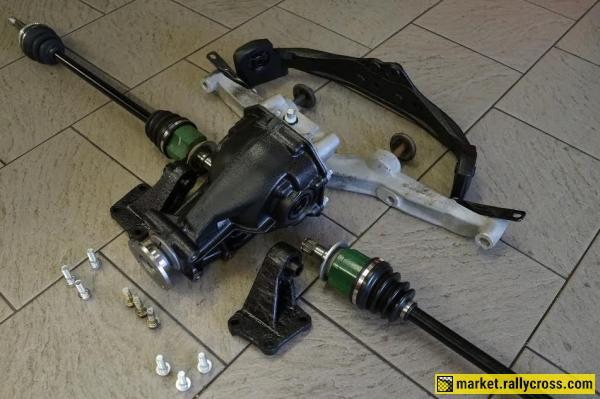 RS Diff Conversion Kit - Evo 4-9