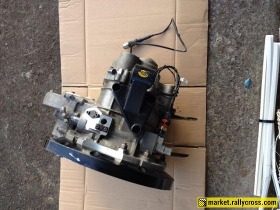 SADEV ST75-14 SEQUENTIAL GEARBOX