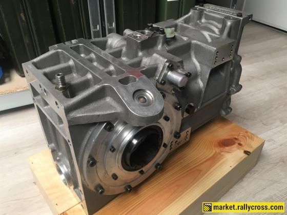 Tatuus FR2.0 new gearbox