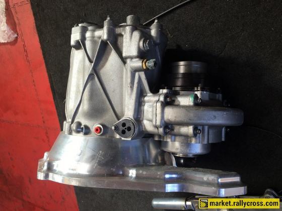 Xtrac 516 gearbox