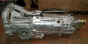 KAPS Sequential Subaru 6 speed gearbox