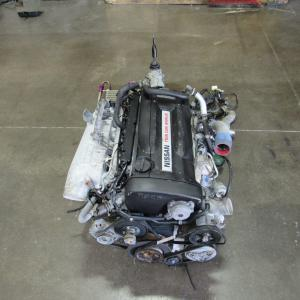 Nissan RB26 RB25 R32 Engine Skyline 240SX