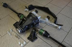 RS Diff Conversion Kit - Evo 4-9