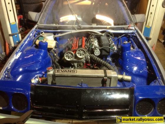 Volvo Supernational engine 2.9 16V