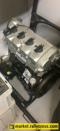 VW engine Trollspeed