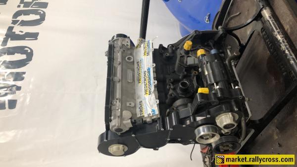 VW Trollspeed engine TFSI