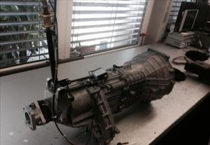GBS sequential gearbox cosworth 4×4