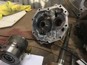 Subaru KAPS R4 Sequential Gearbox 6 speed