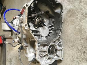 KAPS full sequential gearbox Lancer Evo 6