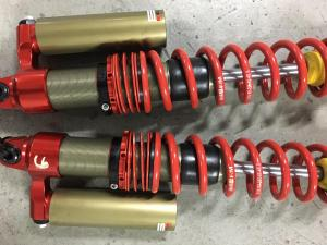 Citroen DS3 R3 Max Bos Gravel Dampers NEW