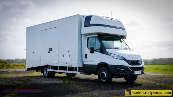 Racetruck – Enclosed Car Transporter