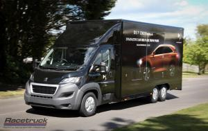 Racetruck – Enclosed Car Transporter
