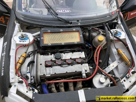 Opel Corsa 2.2 16v