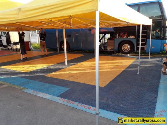 Service park floor for sale
