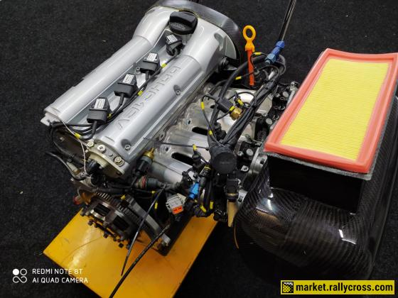 NEW ENGINE SUPER 1600 (Skoda, VW, Audi, Seat)