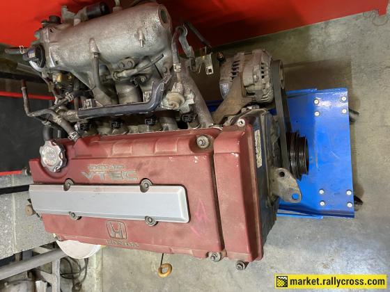 Honda B16b engine